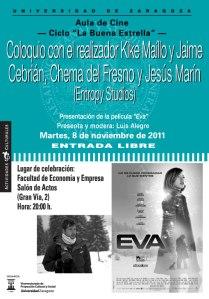 cartel kike maillo EVA entropy la buena estrella 2011