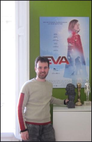 chema del fresno fx awards EVA Goya sitges Gaudi Marco